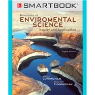 SmartBook Access Card for Principles of Environmental Science by Cunningham, William; Cunningham, Mary, 9781259657412