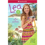 Lea Dives in / Lea Leads the Way / Lea and Camila by Yee, Lisa; Hertz, Kellen, 9781609587413