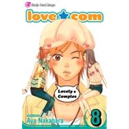 Love Com, Vol. 8 by Nakahara, Aya; Nakahara, Aya, 9781421517414
