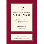 Views of Seventeenth-century Vietnam by Dror, Olga, 9780877277415