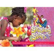 Shining Star Preschool/Kindergarten Student Handbook Ages 3-5: See the Jesus in Me! by , 9781426797415