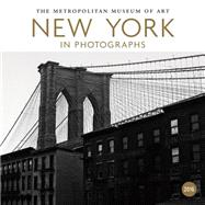 New York in Photographs 2016 Wall Calendar by Metropolitan Museum Of Art, 9781419717420