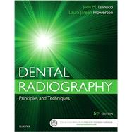 Dental Radiography by Iannucci, Joen M., 9780323297424