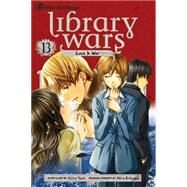 Library Wars 13: Love & War by Yumi, Kiiro, 9781421577425