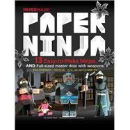Paper Ninja by Stark, Daniel; Carfolite, Chris, 9781576877425