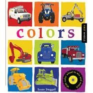 Colors by Steggall, Susan, 9781847807427