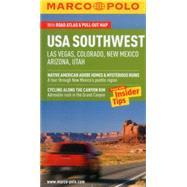 Marco Polo USA Southwest by Teuschl, Karl; Hessert-Fraatz, Marlis V., 9783829707428
