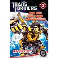 Transformers: Roll Out and Read Adventures by Hasbro, 9780316207430