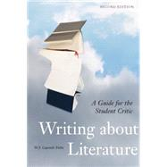 Writing About Literature by Garrett-Petts, W. F., 9781551117430