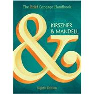 The Brief Cengage Handbook (with 2016 MLA Update Card) by Kirszner, Laurie G.; Mandell, Stephen R., 9781337287432