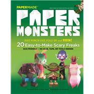 Paper Monsters by Stark, Daniel H., 9781576877432