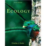 Ecology The Experimental Analysis of Distribution and Abundance by Krebs, Charles J., 9780321507433