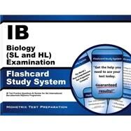 IB Biology SL and HL Examination Flashcard Study System by Mometrix Exam Secrets Test Prep Team, 9781627337434
