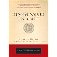 Seven Years in Tibet by Harrer, Heinrich, 9781585427437