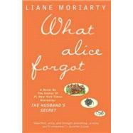 What Alice Forgot by Moriarty, Liane, 9780425247440