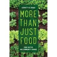 More Than Just Food by Broad, Garrett M., 9780520287440