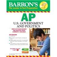 Barron's AP United States Government & Politics by Lader, Curt, 9781438007441