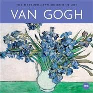 Van Gogh 2016 Wall Calendar by Metropolitan Museum Of Art, 9781419717444
