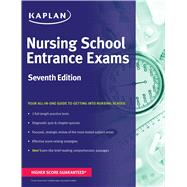 Nursing School Entrance Exams by Kaplan Nursing, 9781506207445