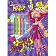 It's Sparkle Time! (Barbie in Princess Power) by MAN-KONG, MARY, 9780553507447