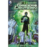 Green Lantern Vol. 4: Dark Days (The New 52) by VENDITTI, ROBERTTAN, BILLY, 9781401247447