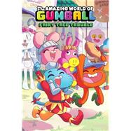 The Amazing World of Gumball 1 by Bocquelet, Ben (CRT); Brennan, Megan; Farina, Katy; Cogar, Whitney; Montogmery, Warren, 9781608867448