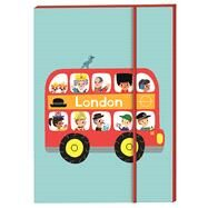 London Bus Notebook by Billet, Marion, 9781509817450