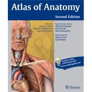 Atlas of Anatomy (Book with Access Code) by Gilroy, Anne M.; MacPherson, Brian R.; Ross, Lawrence M.; Schuenke, Michael (CON); Wesker, Karl (CON), 9781604067453