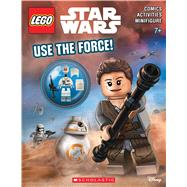 Use the Force! (LEGO Star Wars: Activity Book) by Unknown, 9781338047455
