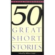 Fifty Great Short Stories by CRANE, MILTON, 9780553277456