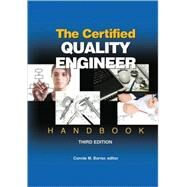 The Certified Quality Engineer Handbook by Borror, Connie M., 9780873897457