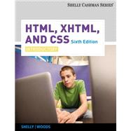 Html, Xhtml, And Css : Introductory by Shelly,Gary B., 9780538747462