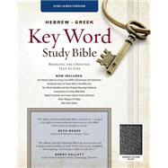Hebrew-Greek Key Word Study Bible by Zodhiates, Spiros, 9780899577463