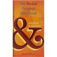 The Pocket Cengage Handbook, Spiral bound Version (with 2016 MLA Update Card) by Kirszner, Laurie G.; Mandell, Stephen R., 9781337287463