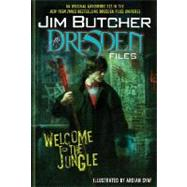 The Dresden Files: Welcome to the Jungle by BUTCHER, JIMSYAF, ARDIAN, 9780345507464