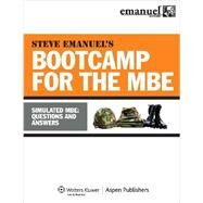 MBE Bootcamp Simulated MBE Questions and Answers by Emanuel, Steven L., 9780735597464