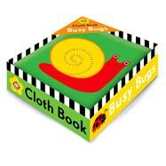 Busy Bugs Cloth Book by Priddy, Roger, 9780312517465
