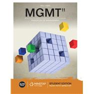 MGMT (with MGMT Online, 1 term (6 months) Printed Access Card) by Williams, Chuck, 9781337407465