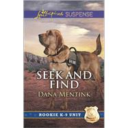 Seek and Find by Mentink, Dana, 9780373447466