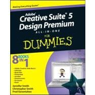 Adobe ®  Creative Suite ®  5 Design Premium All-in-One For Dummies ®