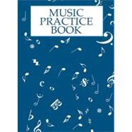 Music Practice Book by Chester Music, 9781847727466