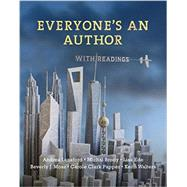 Everyone's An Author with Readings by Lundsford, 9780393617467