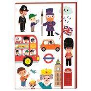 London Landmarks Notebook by Billet, Marion, 9781509817467