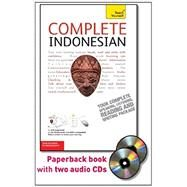 Complete Indonesian with Two Audio CDs: A Teach Yourself Guide by Byrnes, Christopher; Nyimas, Eva, 9780071737470