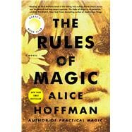The Rules of Magic A Novel by Hoffman, Alice, 9781501137471