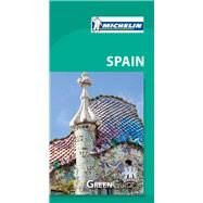 Michelin The Green Guide Spain by Michelin Travel Publications, 9782067197473