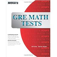 GRE Math Tests by Kolby, Jeff, 9781889057477