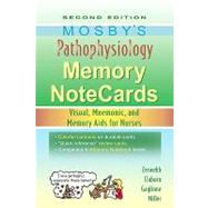 Mosby's Pathophysiology Memory NoteCards: Visual, Mnemonic, and Memory Aids for Nurses by Zerwekh, JoAnn, 9780323067478
