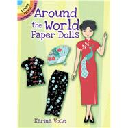 Around the World Paper Dolls by Voce, Karma, 9780486807478