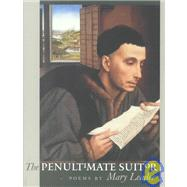 The Penultimate Suitor: Poems by Leader, Mary, 9780877457480